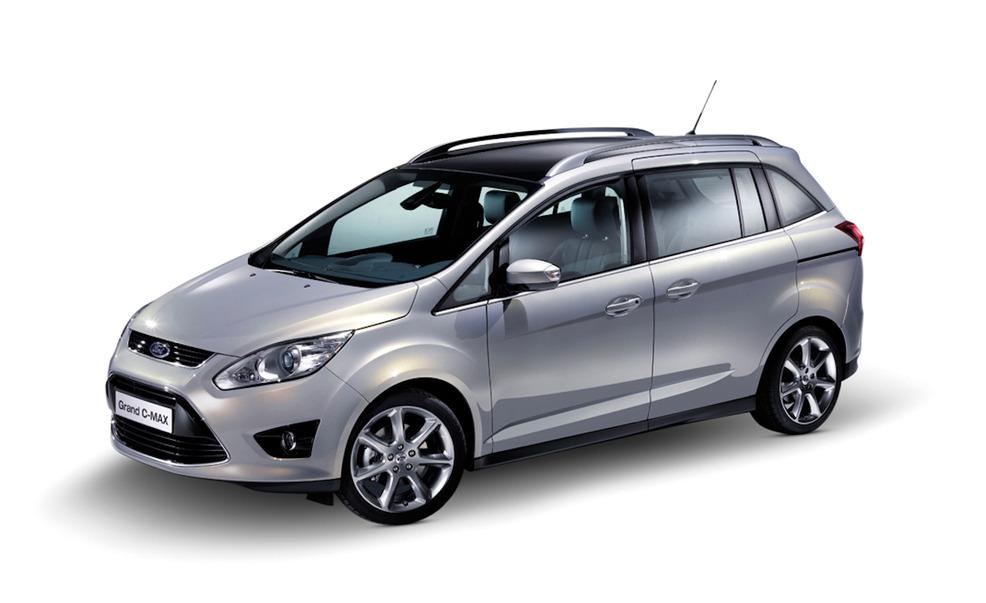 2012 Ford C-Max #2