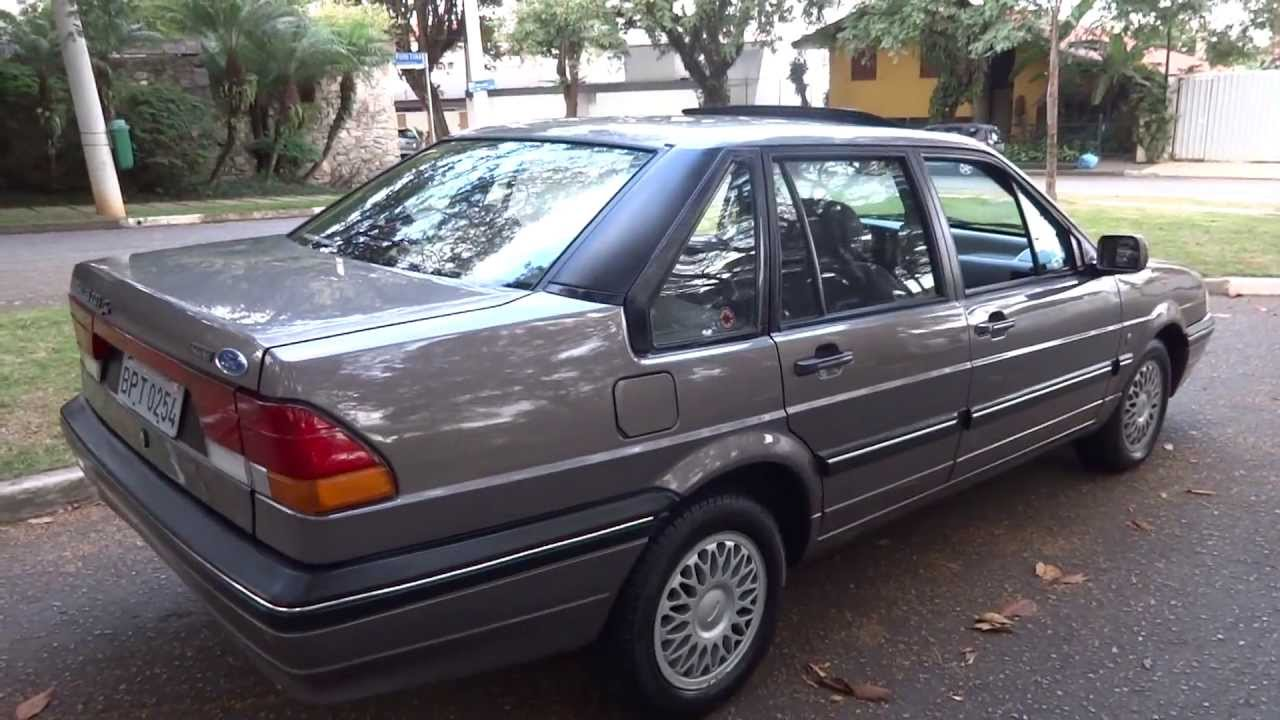 1995 Ford Versailles #3