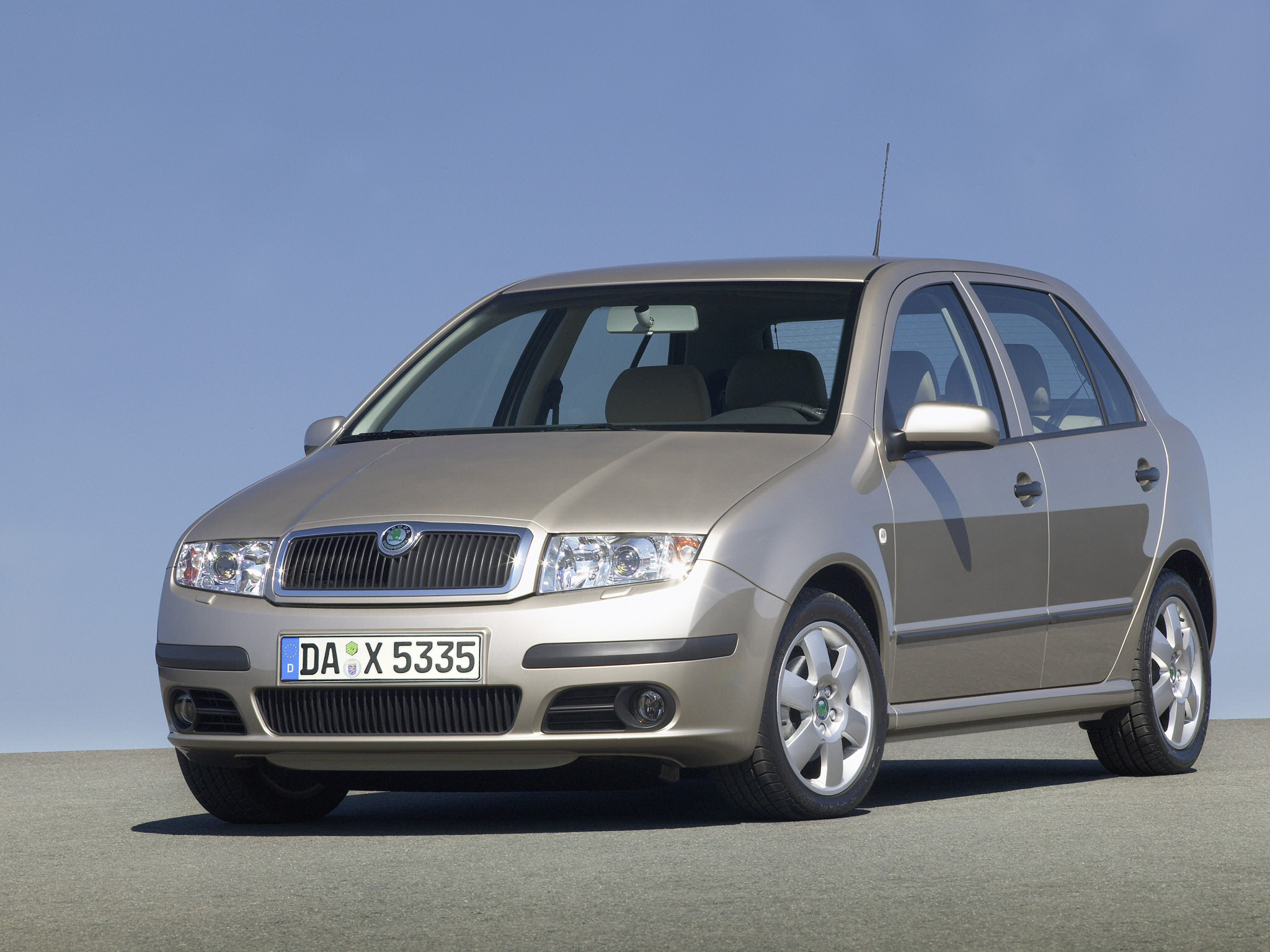 2005 skoda fabia photos informations articles. Black Bedroom Furniture Sets. Home Design Ideas