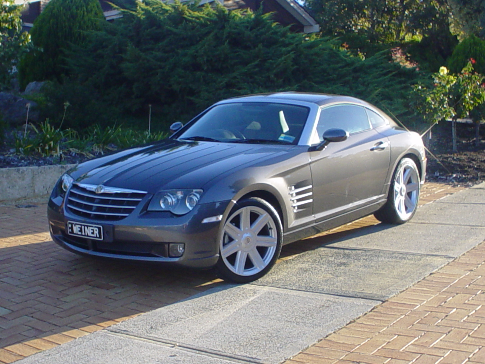 2006 Chrysler Crossfire #2