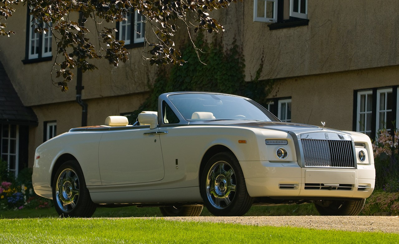 Rolls royce Phantom Drophead Coupe #7