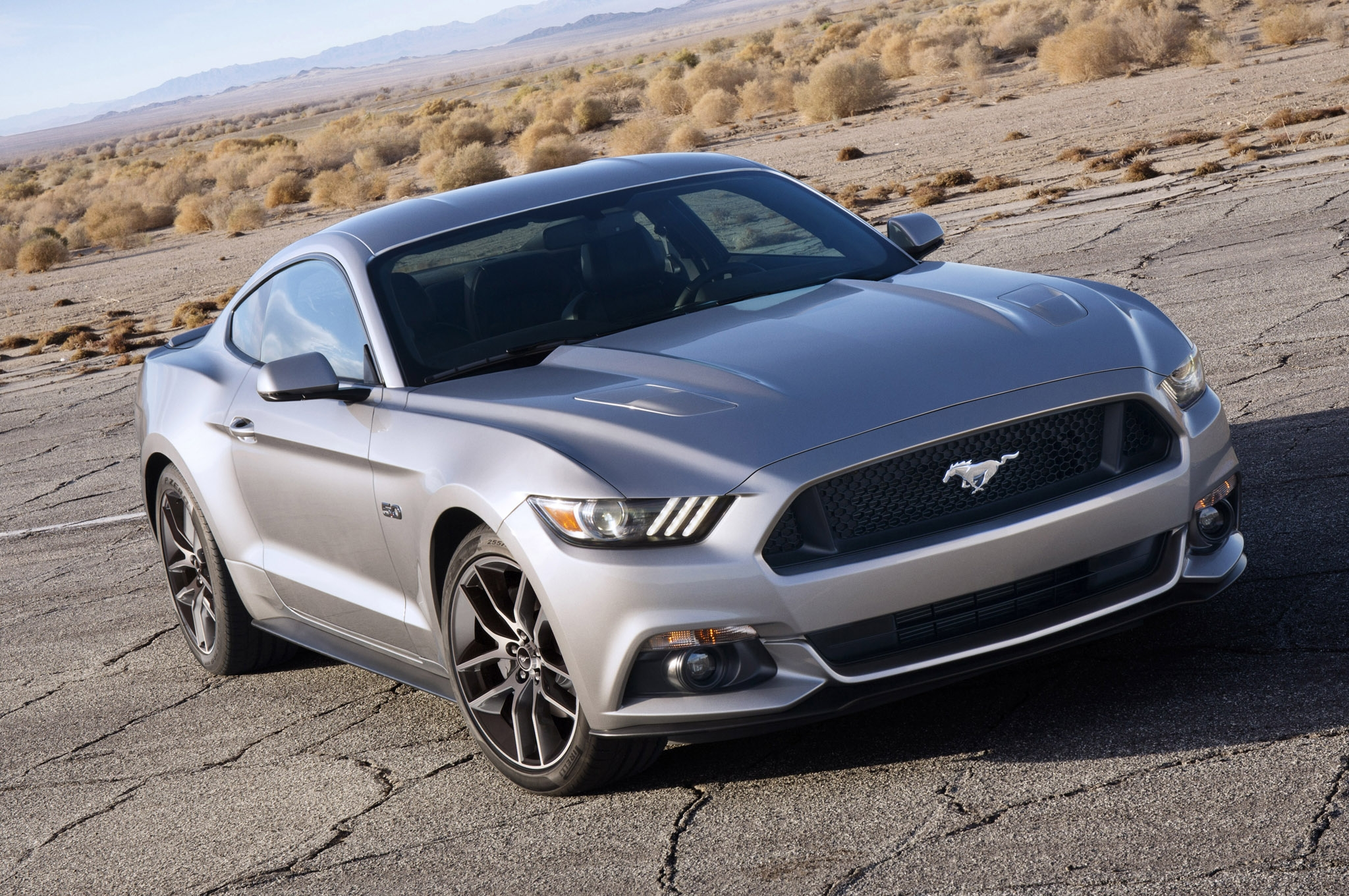 2015 Ford Mustang #9