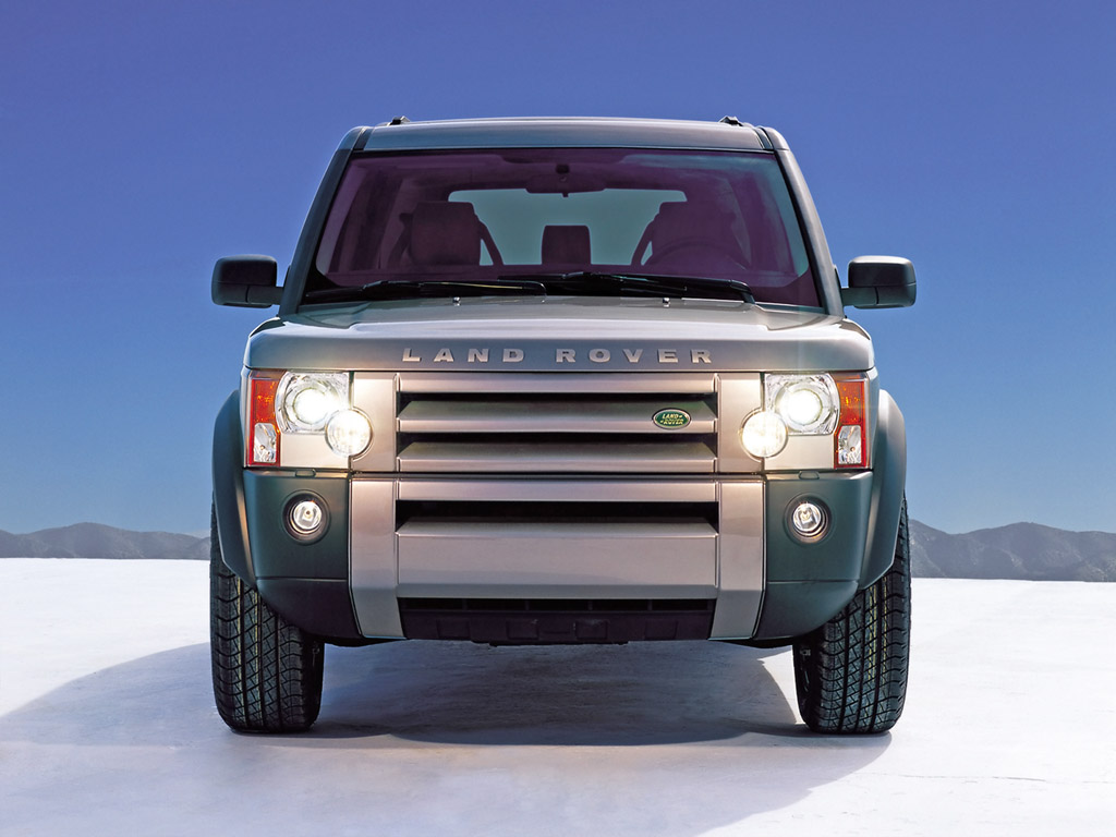 2005 Land Rover Discovery 3 #8