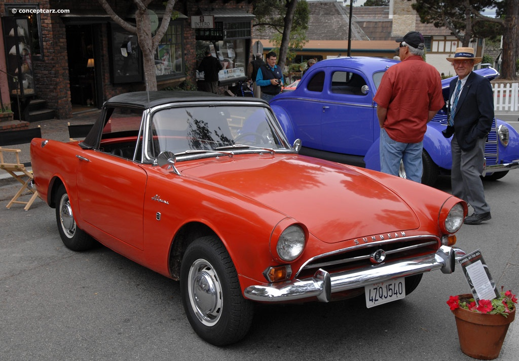 1965 Sunbeam Tiger #6