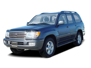2006 Toyota Land Cruiser #13