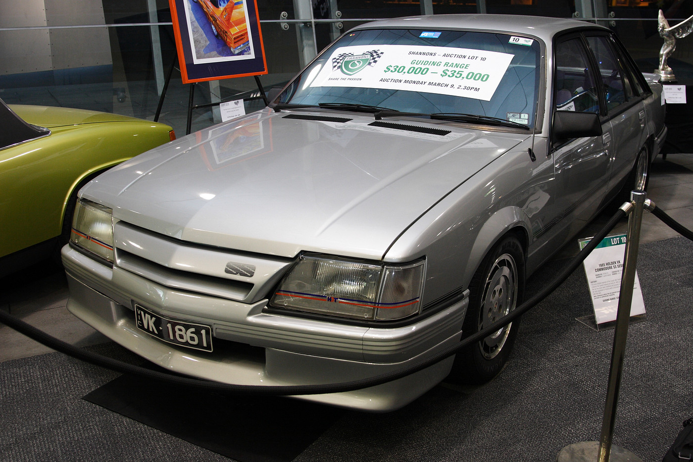 1985 Holden Commodore #13
