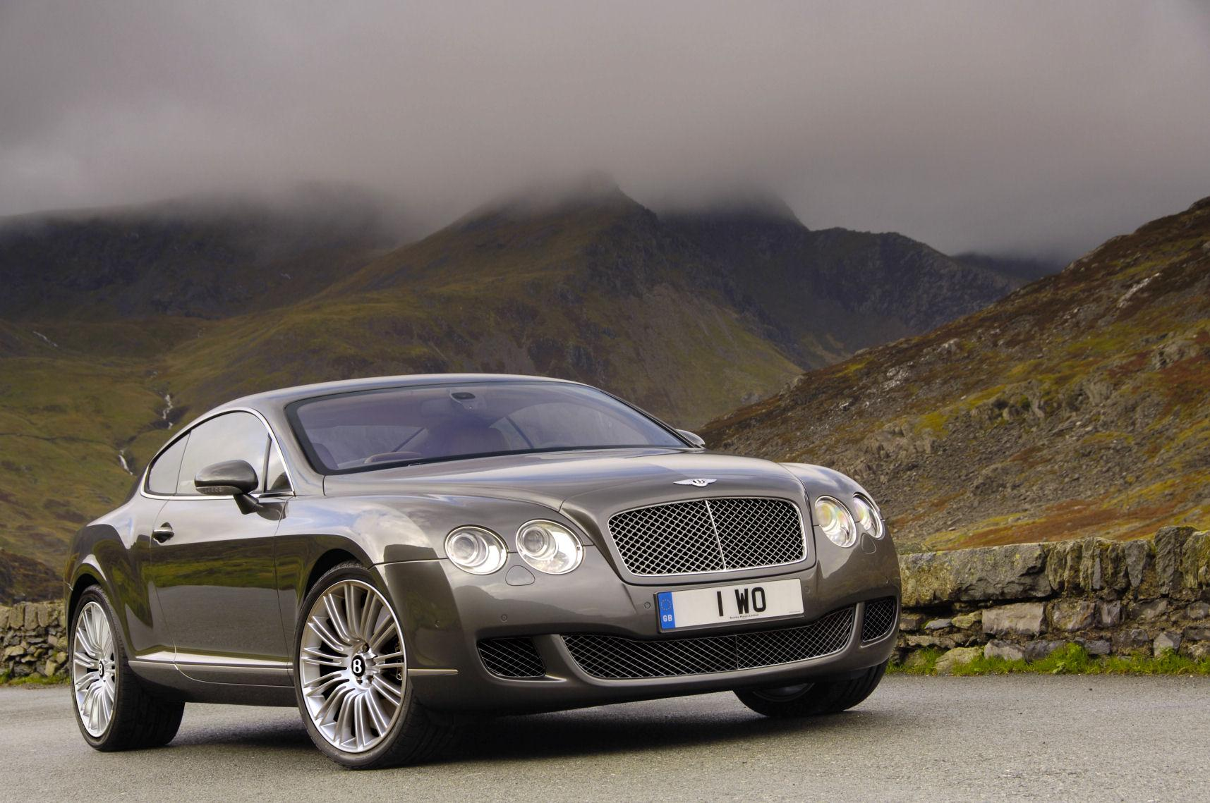 2009 Bentley Continental Gt #4