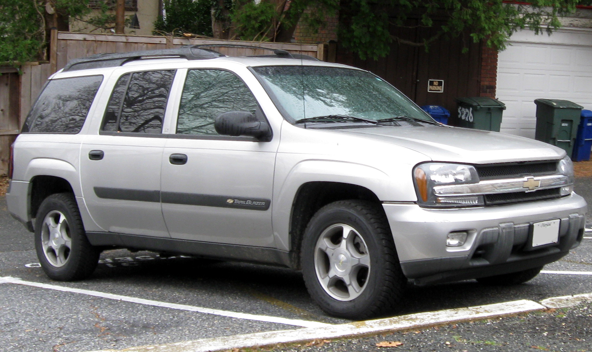 2005 Chevrolet Trailblazer #9