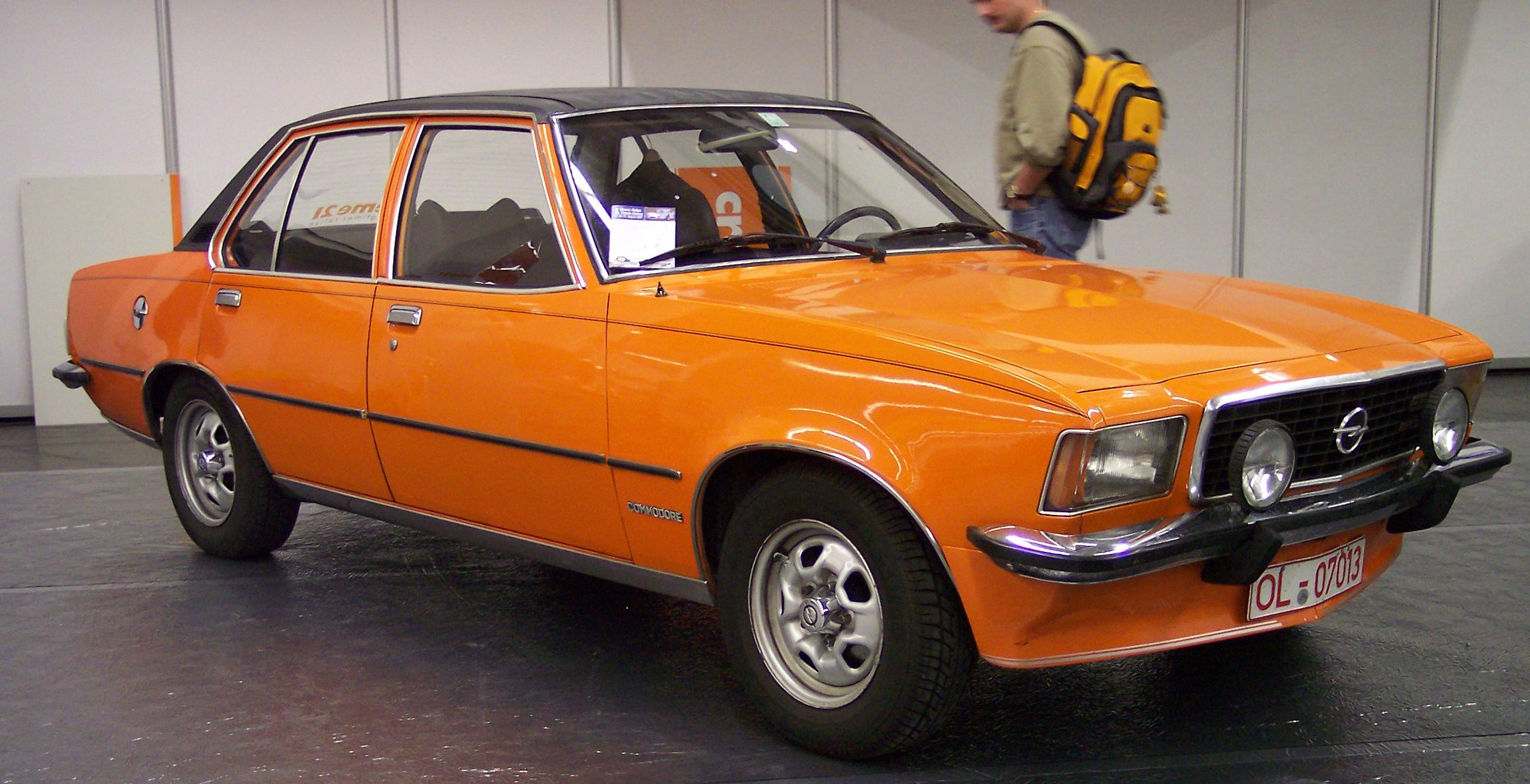 1972 Opel Commodore #9