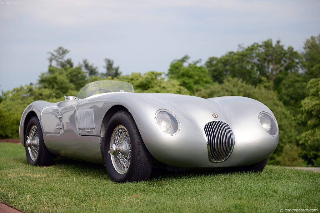 1953 Jaguar C-Type #6