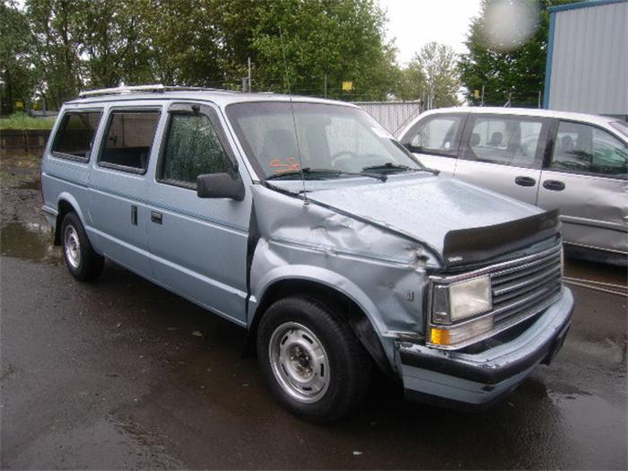 Plymouth Voyager #15