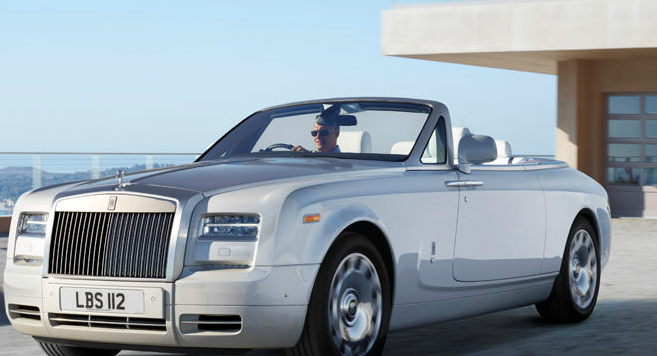 2014 Rolls royce Phantom Drophead Coupe #5