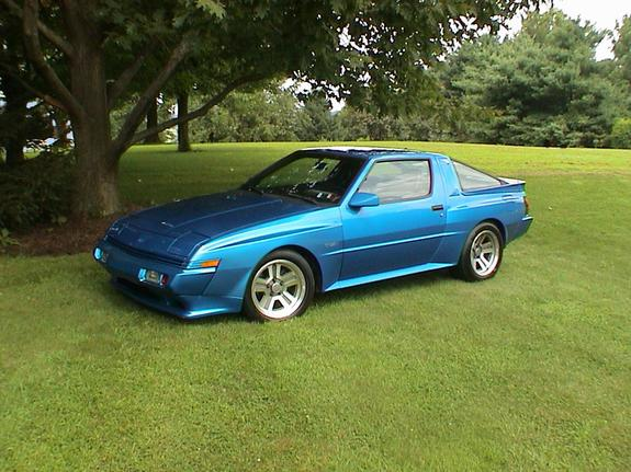 1989 Chrysler Conquest #5