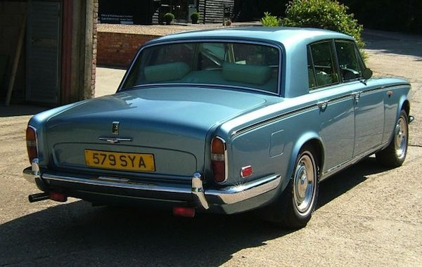 1971 Rolls royce Silver Shadow #18