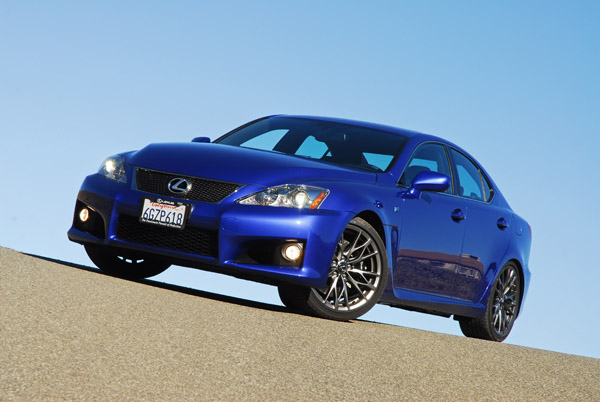 2010 Lexus Is F #5