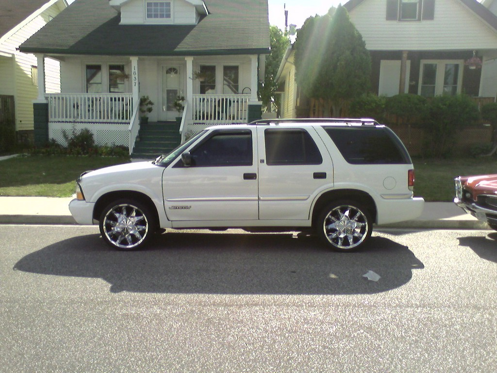 1999 GMC Jimmy #10