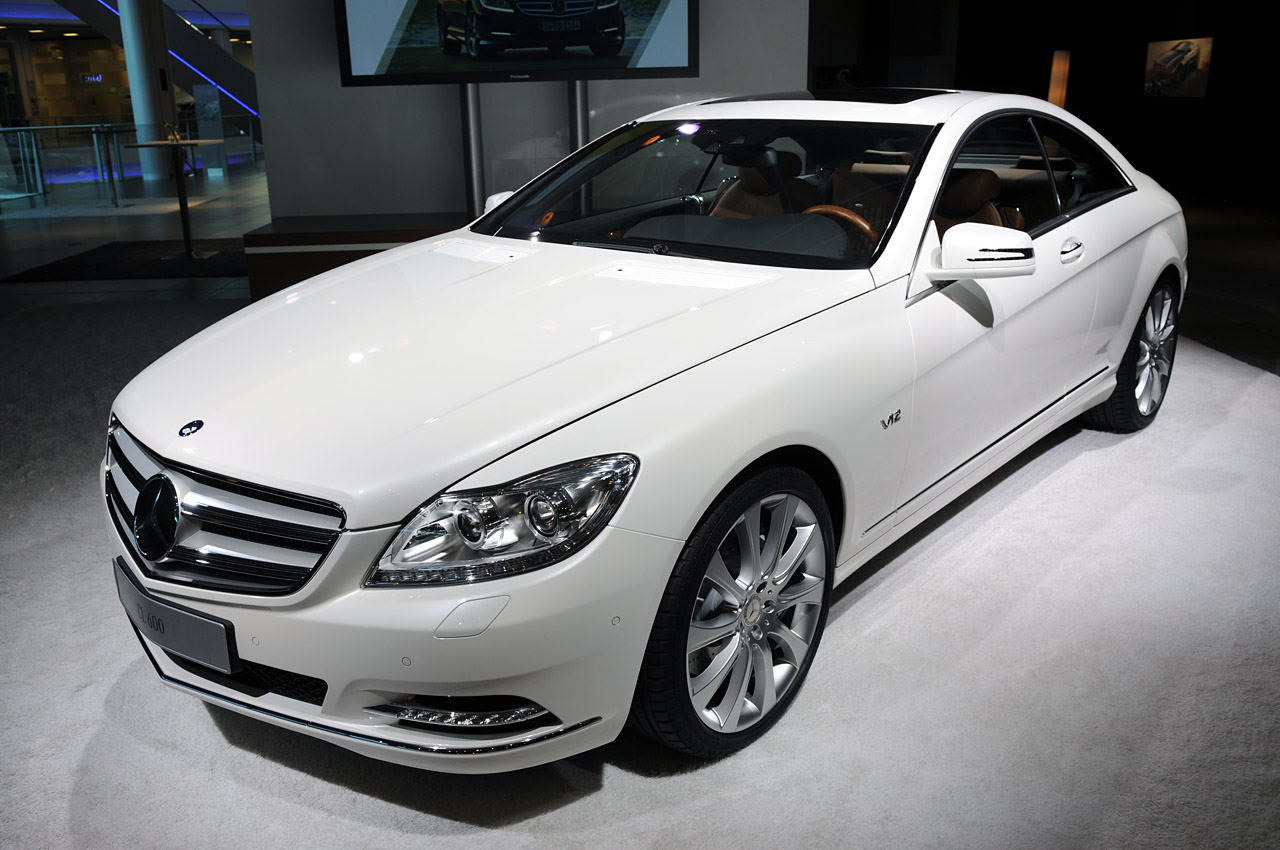 2011 Mercedes-Benz CL #12