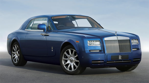 2013 Rolls royce Phantom #8