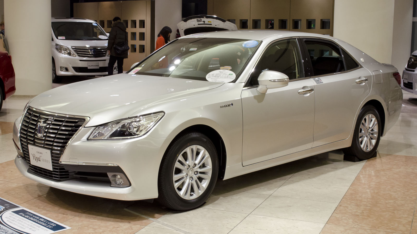 Toyota Crown #1