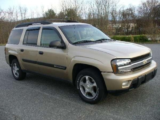 2004 Chevrolet Trailblazer #13
