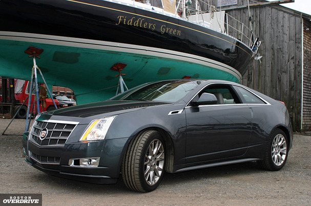 2011 Cadillac Cts Coupe #5