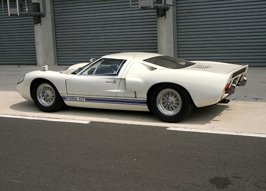 1967 Ford GT 40 #14