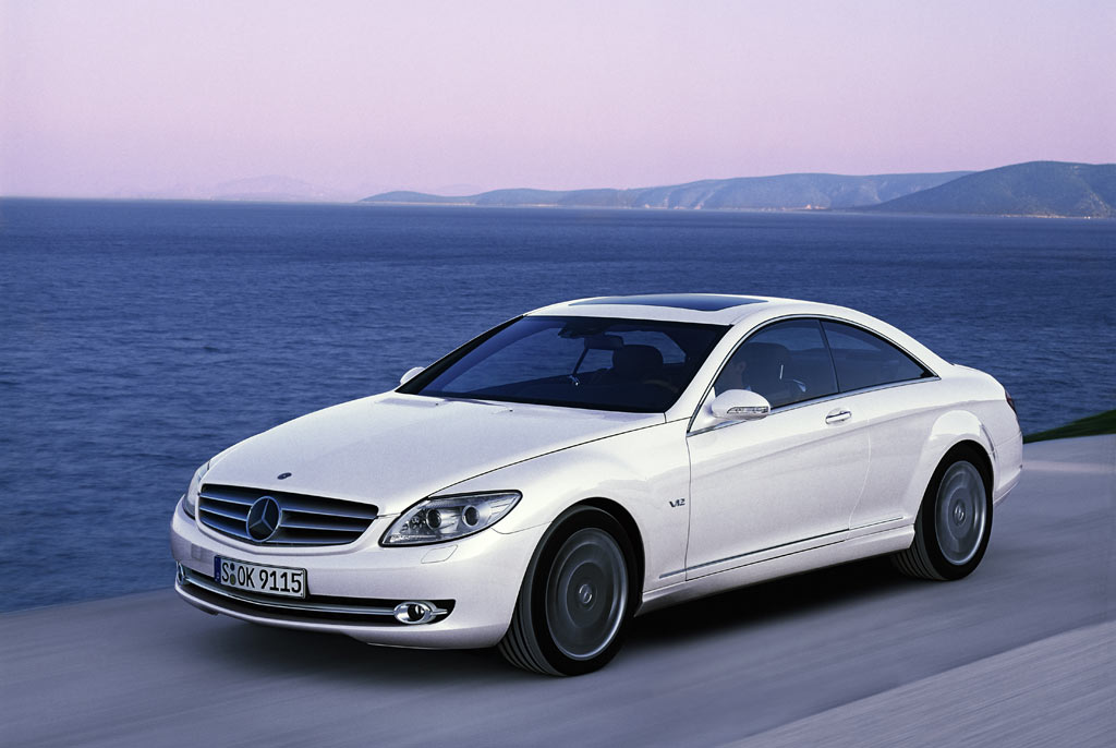 Mercedes-Benz CL #13