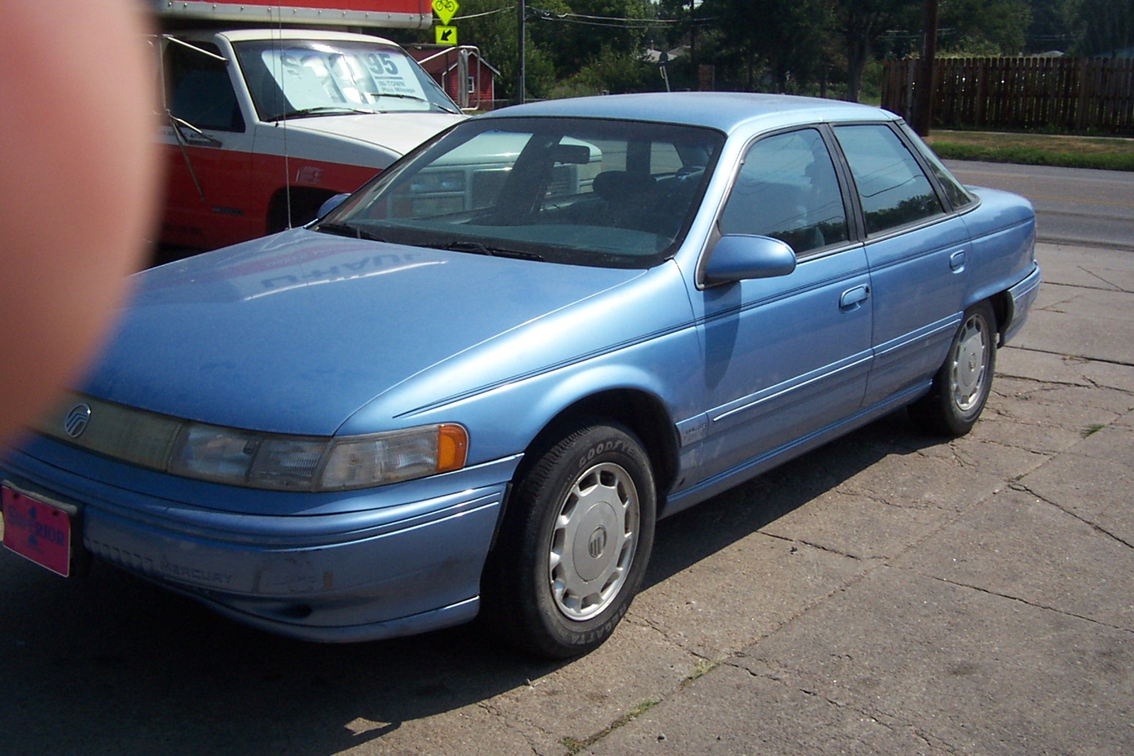 1995 Mercury Sable #4
