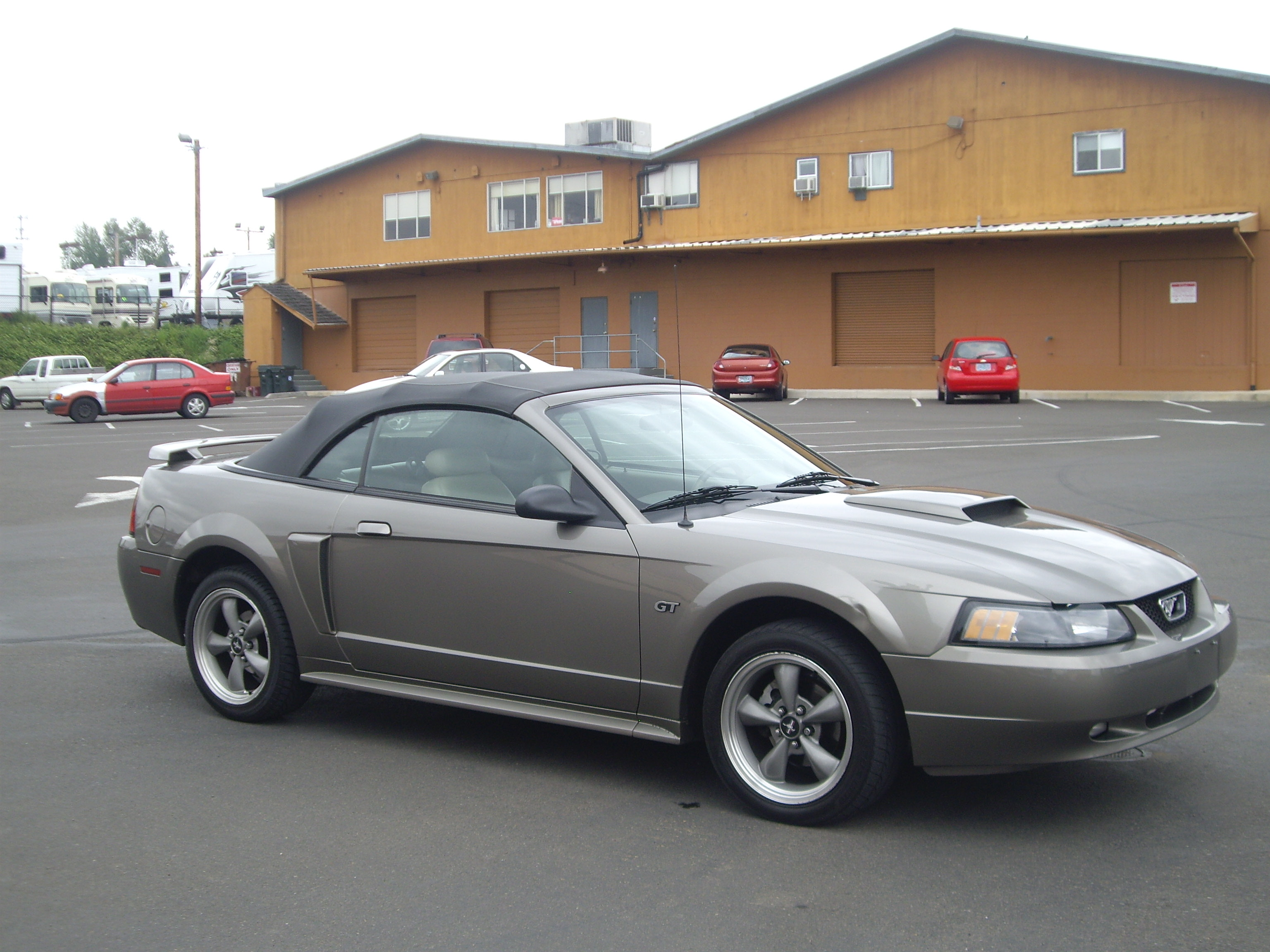 2002 Ford Mustang #1