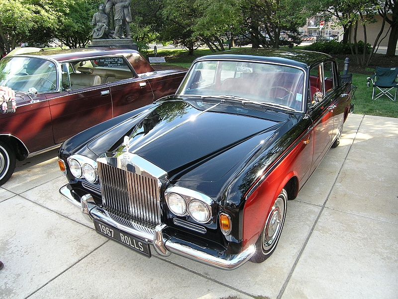 1967 Rolls royce Silver Shadow #18