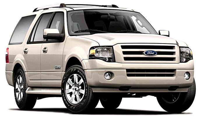 2011 Ford Expedition #5