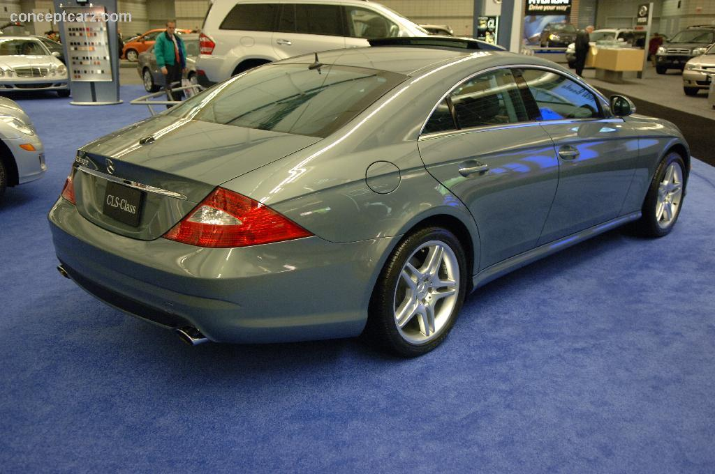 2006 Mercedes-Benz CL #3