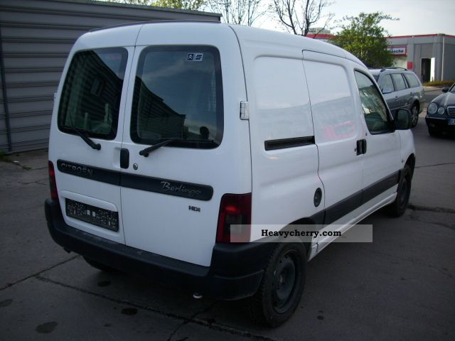2003 Citroen Berlingo #5