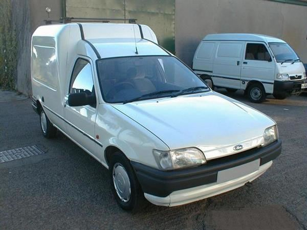 1995 Ford Courier #4