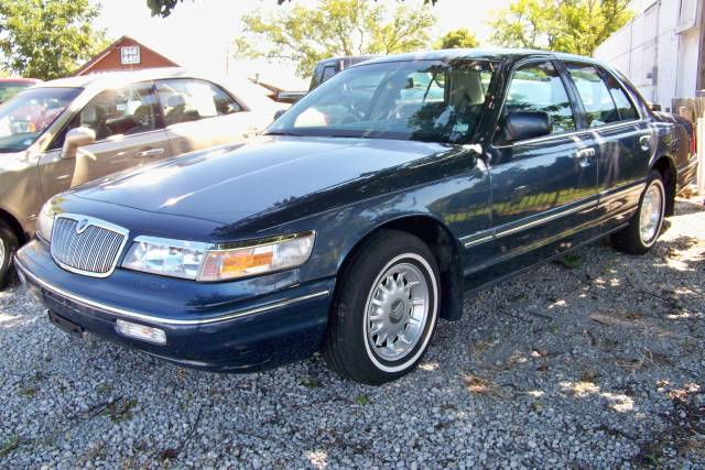 1996 Mercury Grand Marquis #6