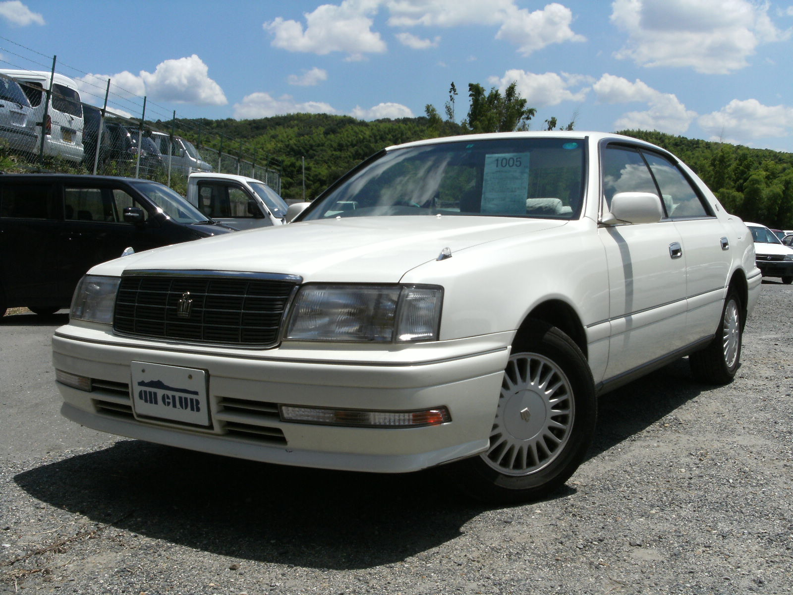 1997 Toyota Crown #2
