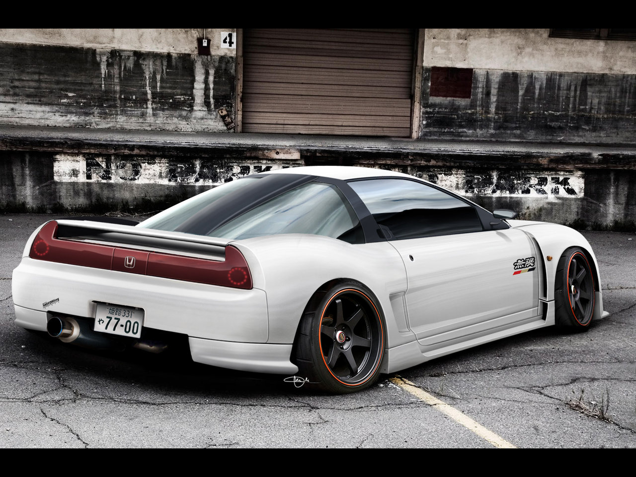 2007 Honda Nsx Photos  Informations  Articles