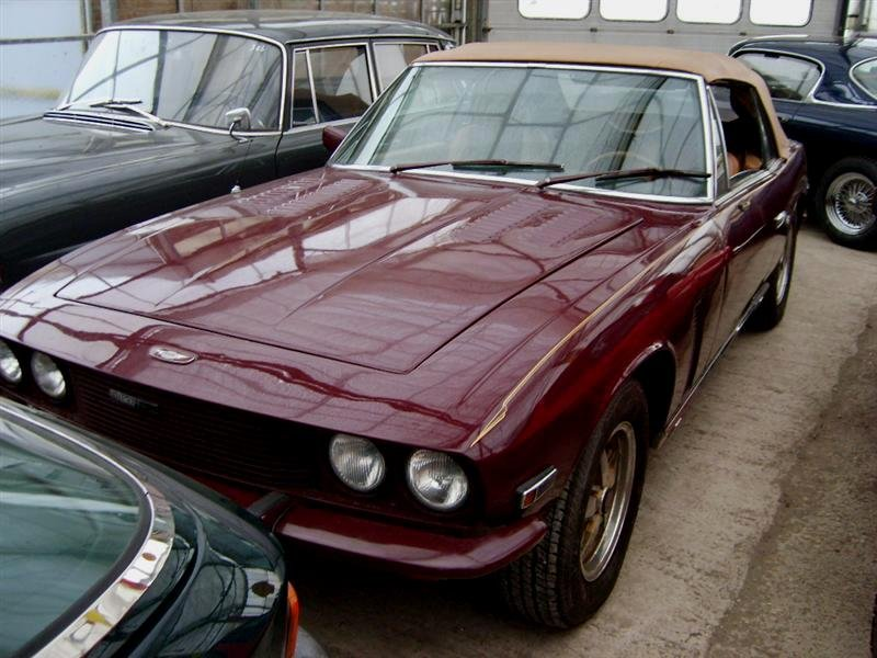 1969 Jensen Interceptor #10