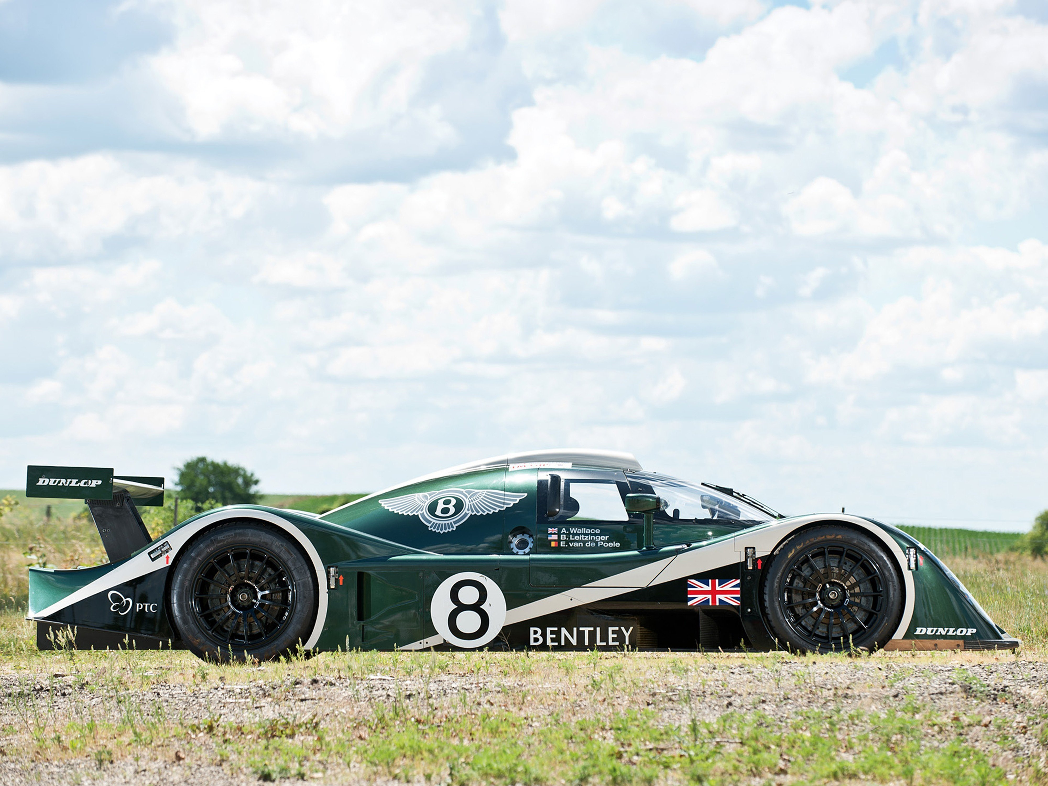 Bentley Exp Speed 8 #5