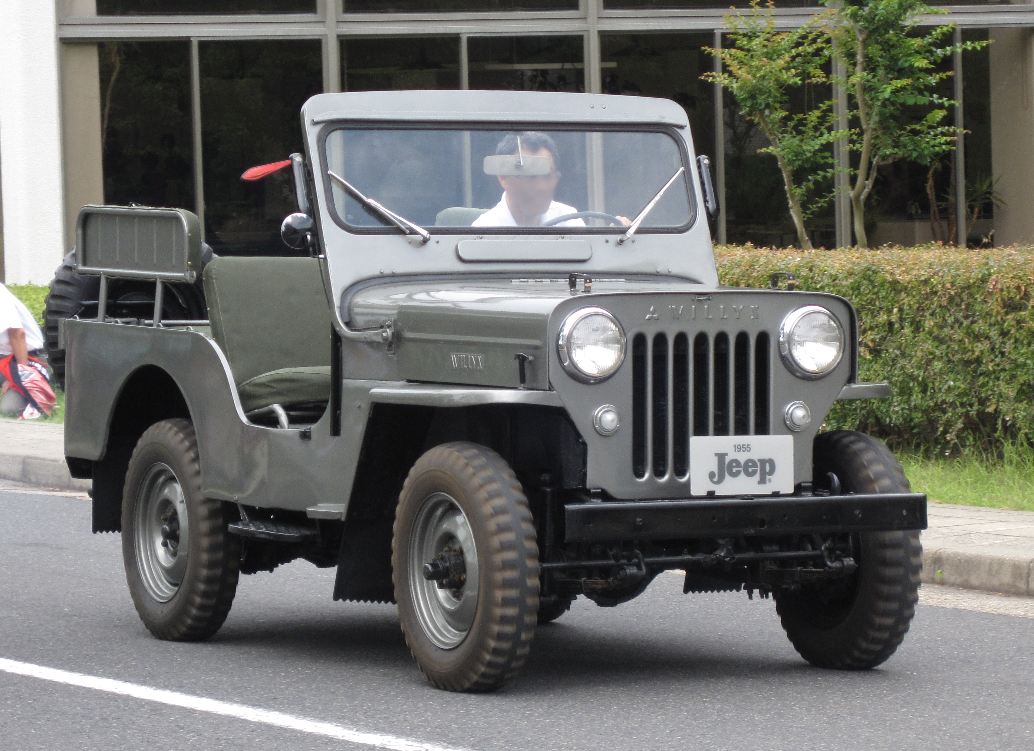 1955 Jeep CJ5 Photos Informations Articles