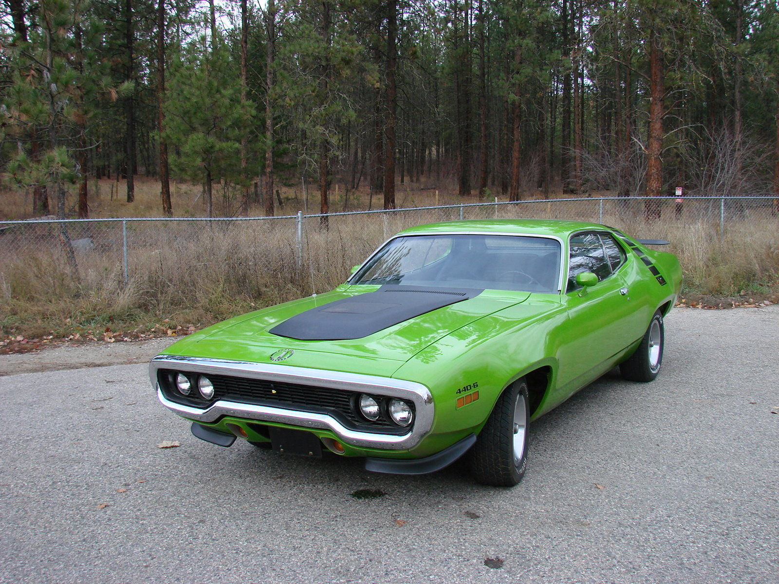 1971 Plymouth Road Runner #4