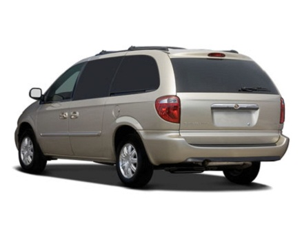 2006 Chrysler Town And Country #5