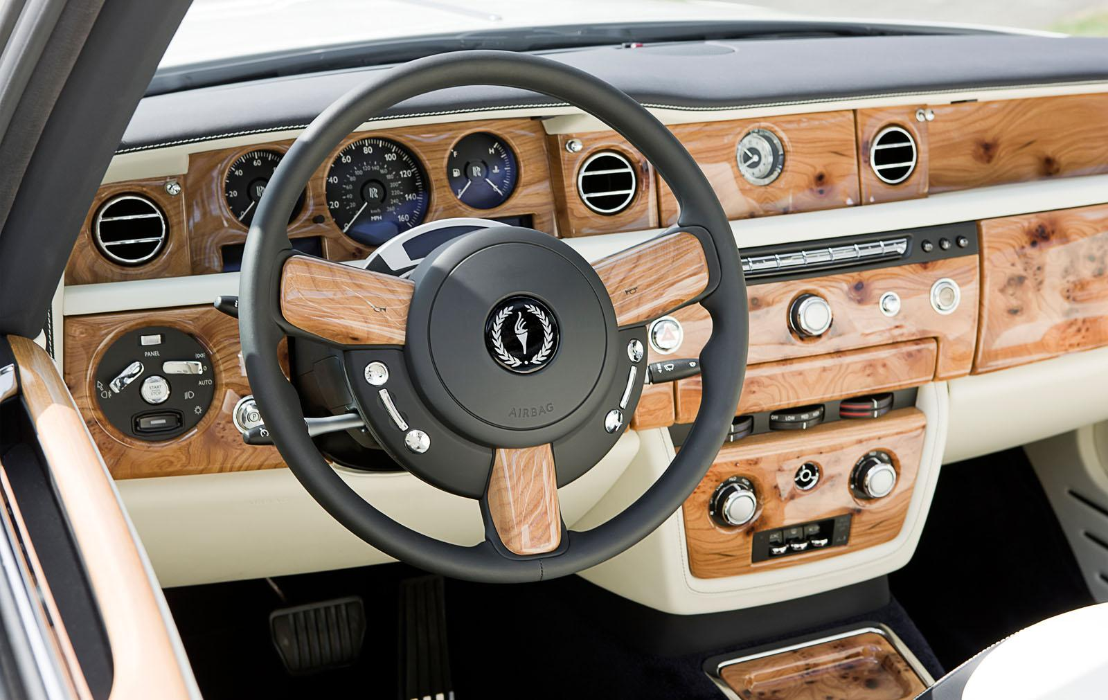 2012 Rolls royce Phantom Drophead Coupe #6