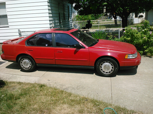 1991 Nissan Maxima Photos Informations Articles
