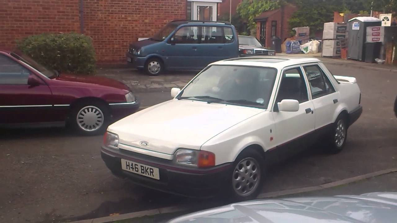 1990 Ford Orion #8