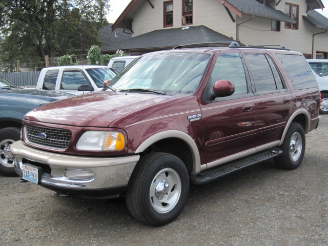 1998 Ford Expedition #15