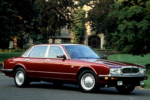 1991 Jaguar Xj-series #11