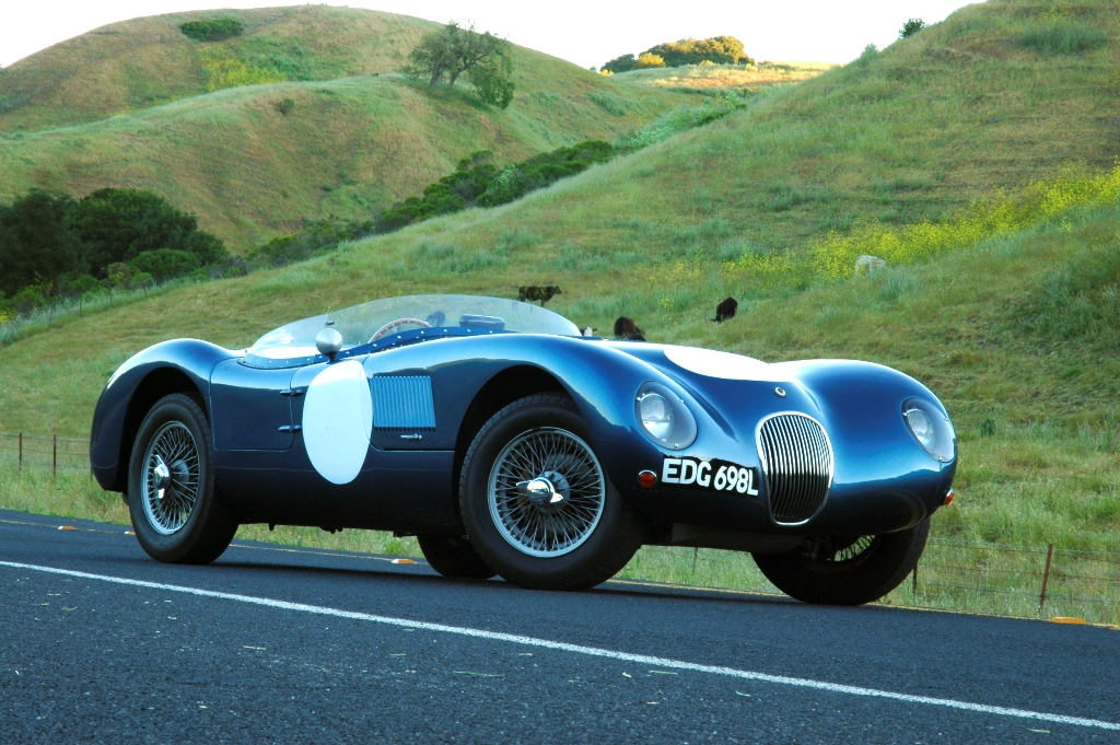 Jaguar C-Type #9