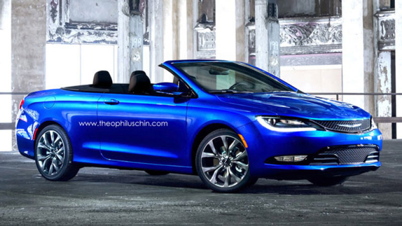 Chrysler 200 CONVERTIBLE #16