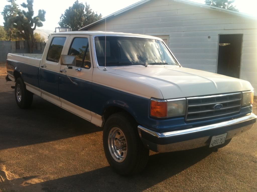 1990 Ford F-350 #6